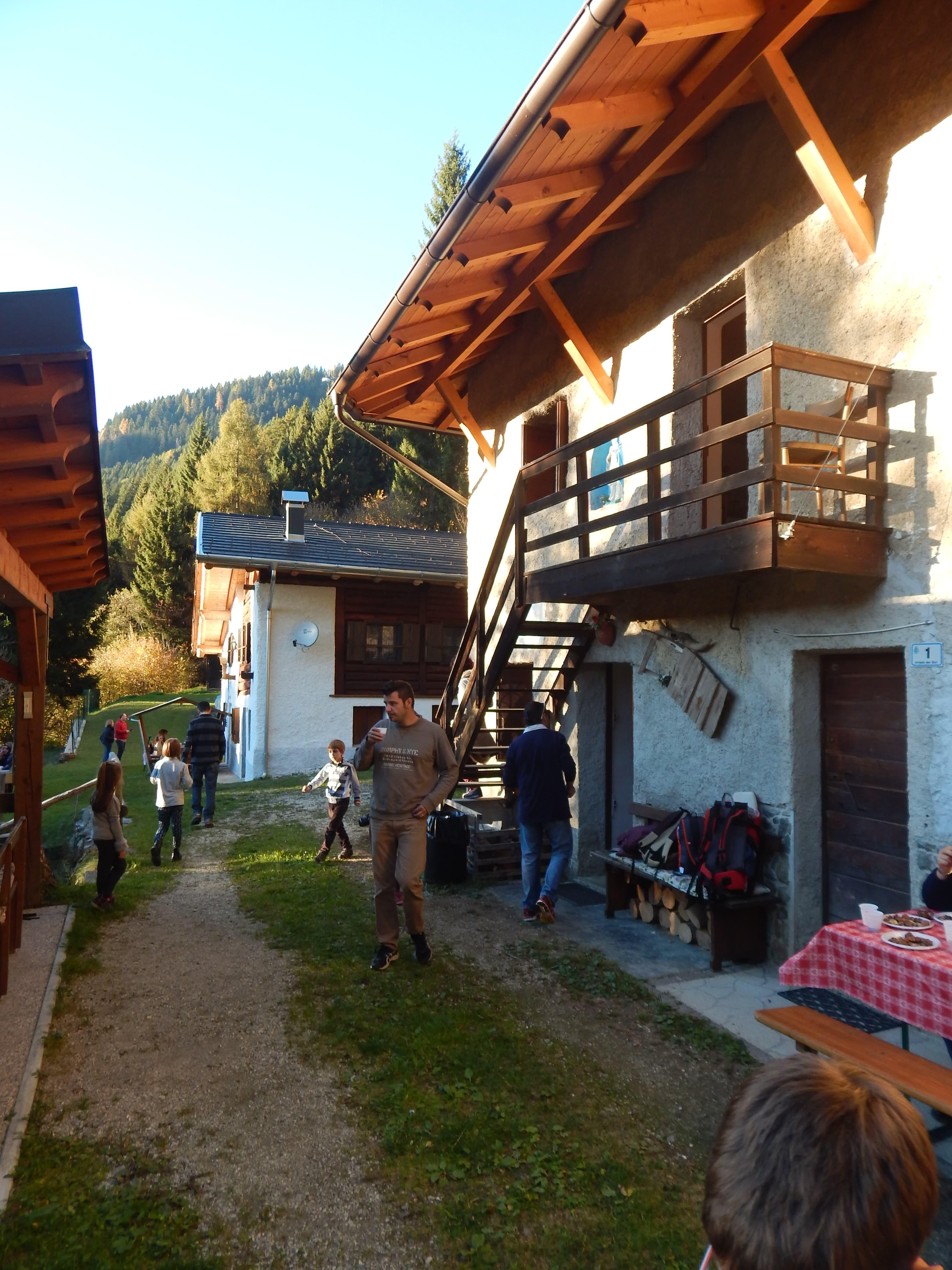 Baita Prandel Esterno Min Family Hotel Primavera Trentino